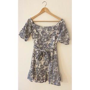 J.O.A. Dresses - JOA Strapless Gingham Dress